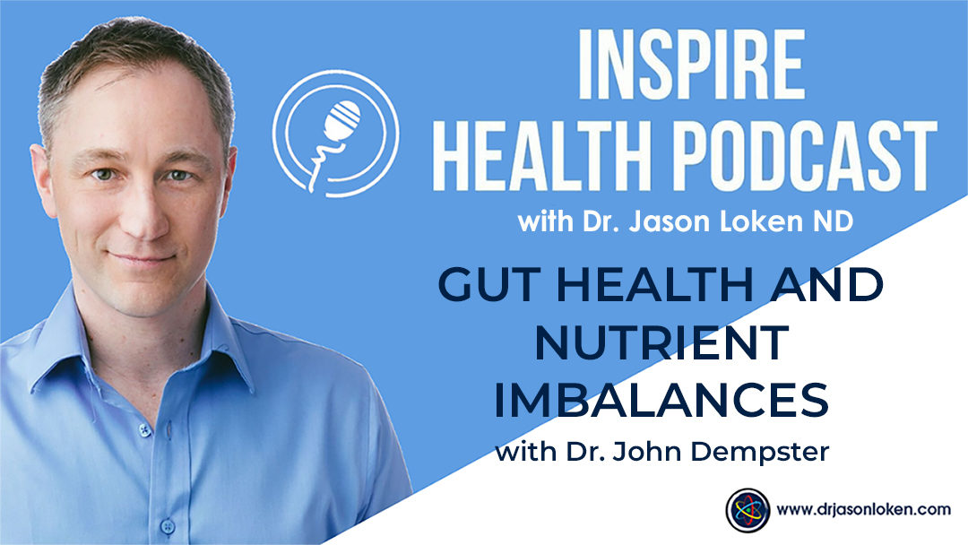 Episode 3: Gut health and nutrient imbalances with Dr. John Dempster, ND, FAARM, ABAAHP