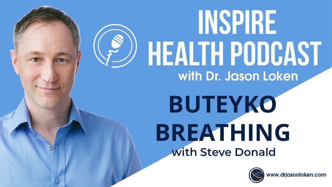 Episode 14:  Buteyko Breathing with Steve Donald