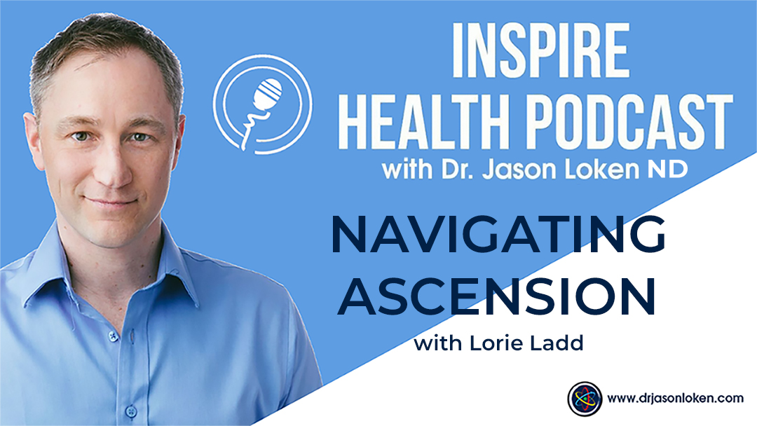 Episode 69: Navigating Ascension with Lorie Ladd