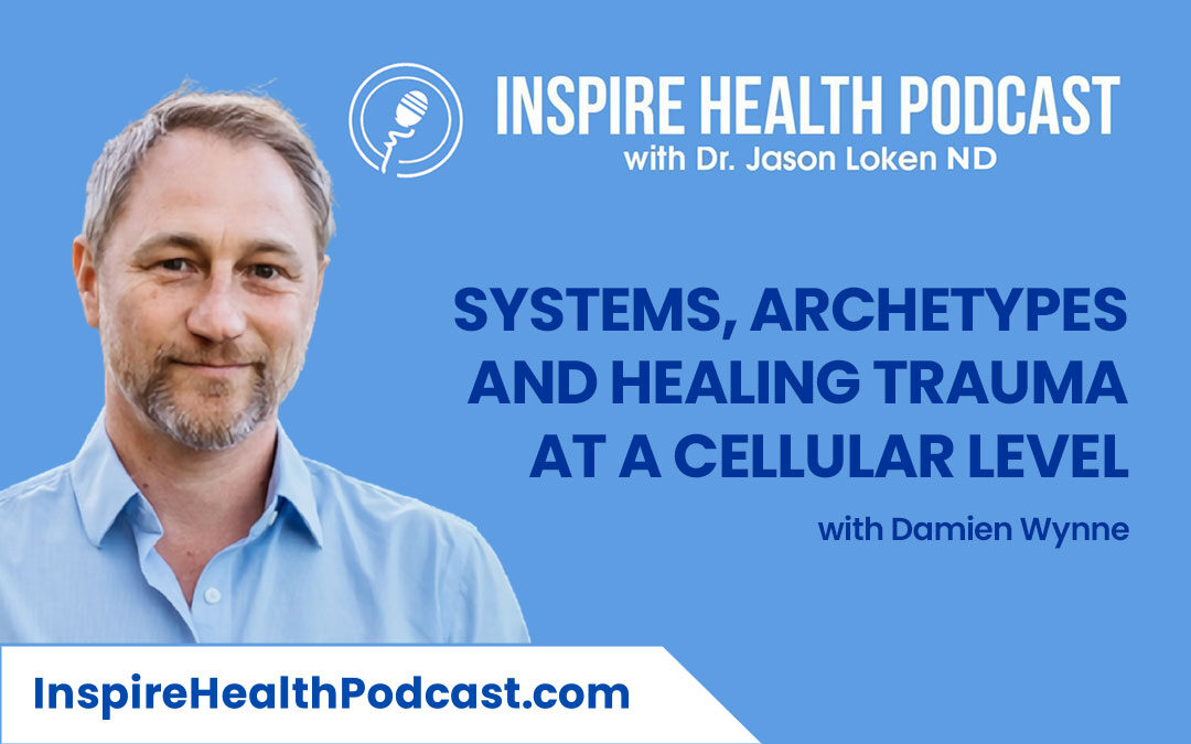 Episode 90: Systems, Archetypes and Healing Trauma at a Cellular Level with Damien Wynne