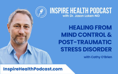 Episode 91: Healing from Mind Control & Post-Traumatic Stress Disorder with Cathy O'Brien