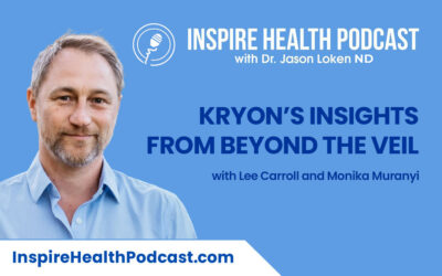 Episode 101: Kryon's Insights From Beyond The Veil with Lee Carroll and Monika Muranyi