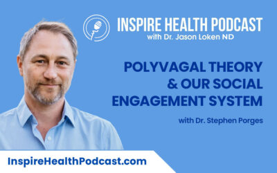 Episode 105: Polyvagal Theory & Our Social Engagement System with Dr. Stephen Porges