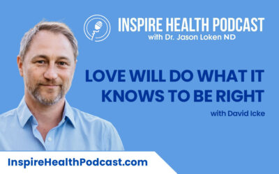Episode 107: Love Will Do What It Knows To Be Right with David Icke