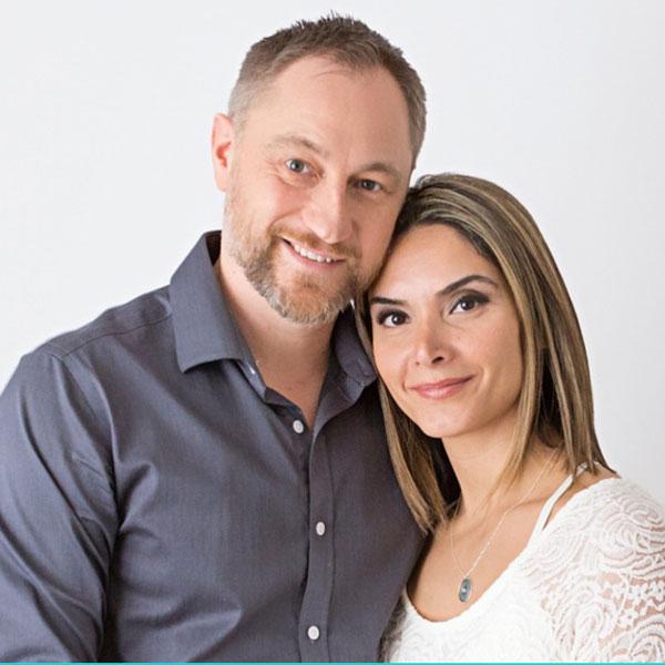 Jason and Téa